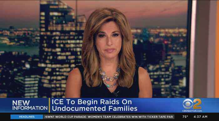 Report: ICE Raids Set To Start This Weekend