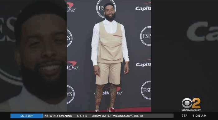 OBJ Criticized For Red Carpet Look