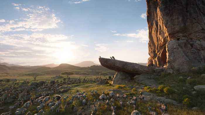 'The Lion King': Circle Of Life Clip