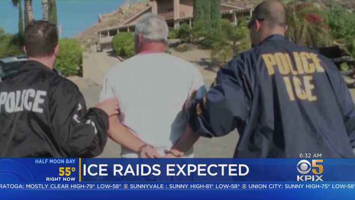 Report: Nationwide ICE Raids Targeting 2,000 Undocumented Immigrants Set To Begin