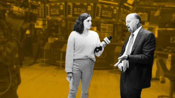 Jim Cramer's Weighing in on Bed, Bath & Beyond's Quarter and the Markets