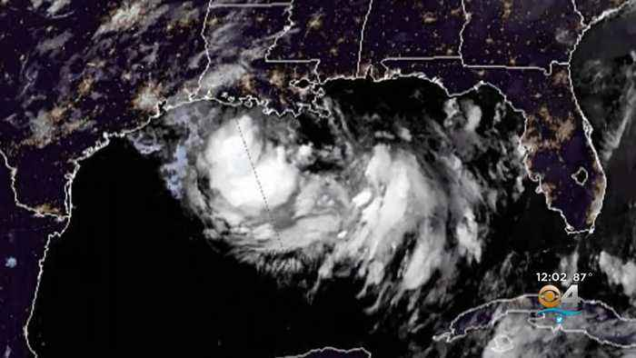 Louisiana Braces For Tropical Storm Barry