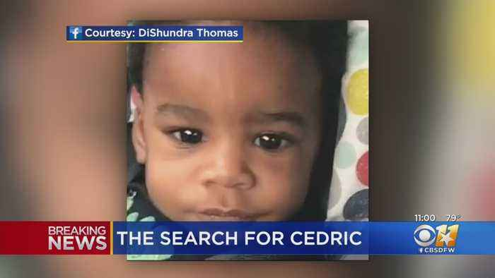Dallas Police Believe Missing18-Month-Old Cedric Jackson Is Dead