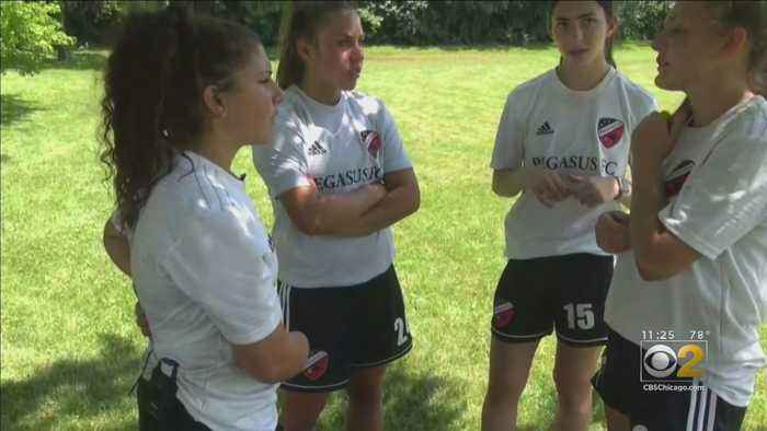 Four High Schoolers From Deerfield Make Team USA For Youth Soccer's World Cup