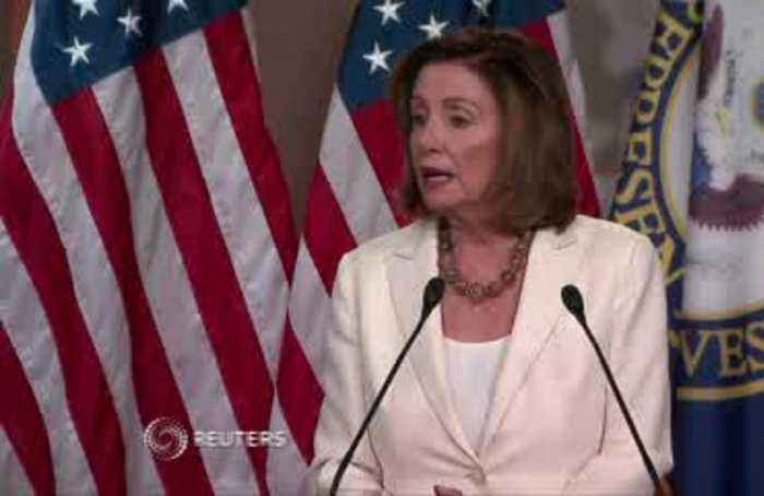 Pelosi says 'respects' value of every member