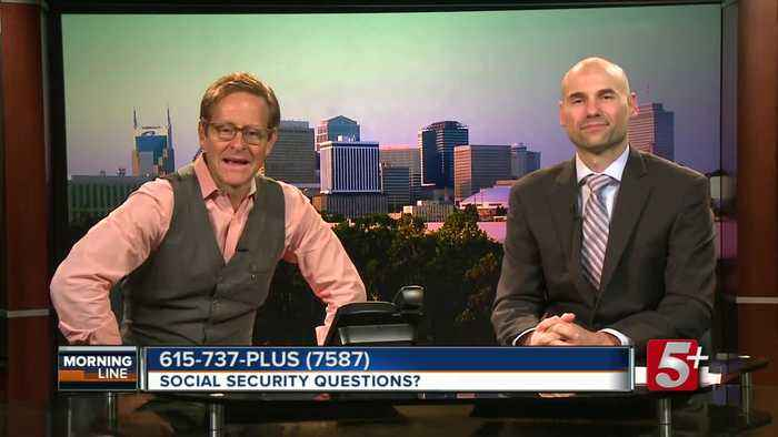 MorningLine: Do You Have a Question About Social Security? (July 2019)P.1