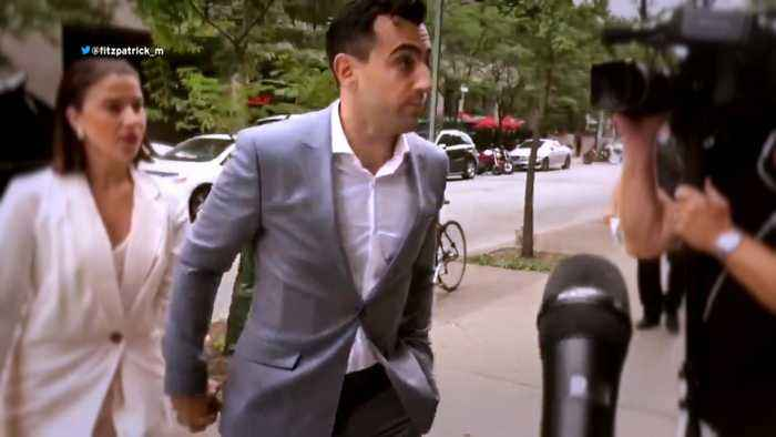 Jacob Hoggard In Court Day 1