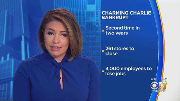 Charming Charlie Goes Bankrupt, 14 North Texas Locations To Close