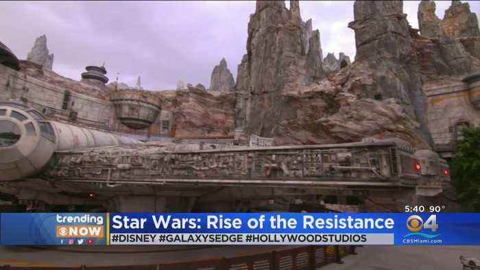 Trending: Star Wars' Rise Of The Resistance