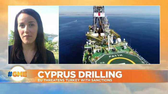 EU warns Turkey of sanctions if drilling off Cyprus continues