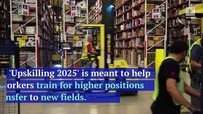Amazon Announces Retraining Program 'Upskilling 2025'