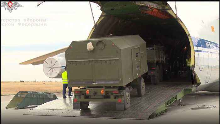 Turkey Accepts Anti-Aircraft System Delivery From Russia Despite US Warning