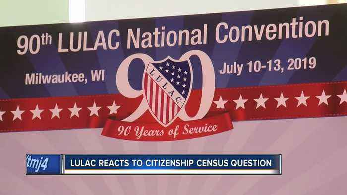 LULAC reacts to citizenship Census question