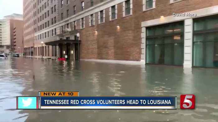 Tennessee Red Cross responds to Louisiana as hurricane season begins