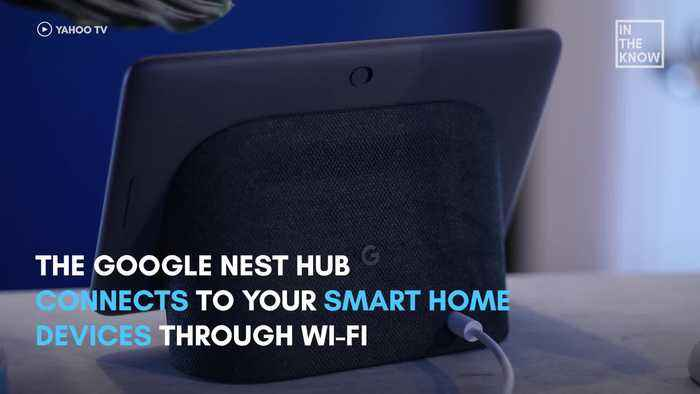 Google Nest Hub - In The Know
