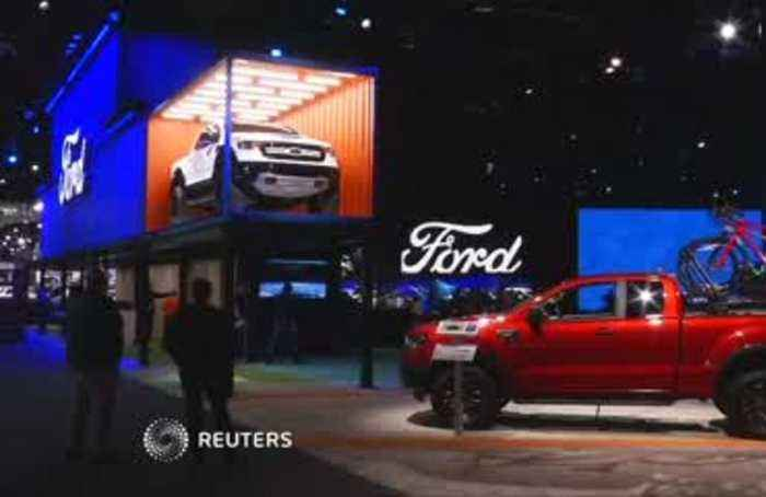 Ford, VW join forces on electric, autonomous cars