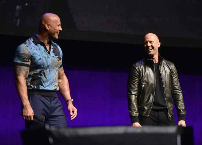 'Hobbs and Shaw' Could Earn up to $65 Million in Opening Weekend