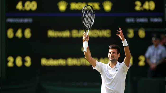 Djokovic Heads To Wimbledon Final