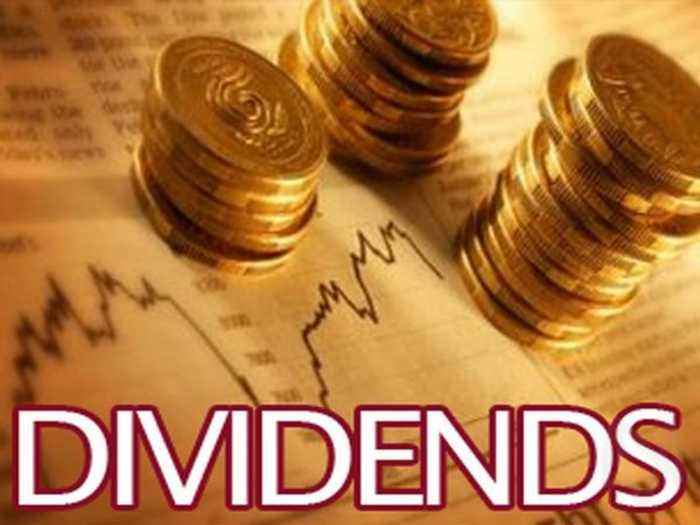 Daily Dividend Report: OXY, PKI, TGE, R, PEP