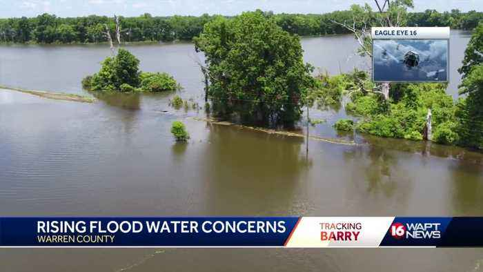 Backwater flooding big concern in face of Barry