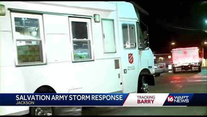 Salvation Army on standby to assist with storm relief