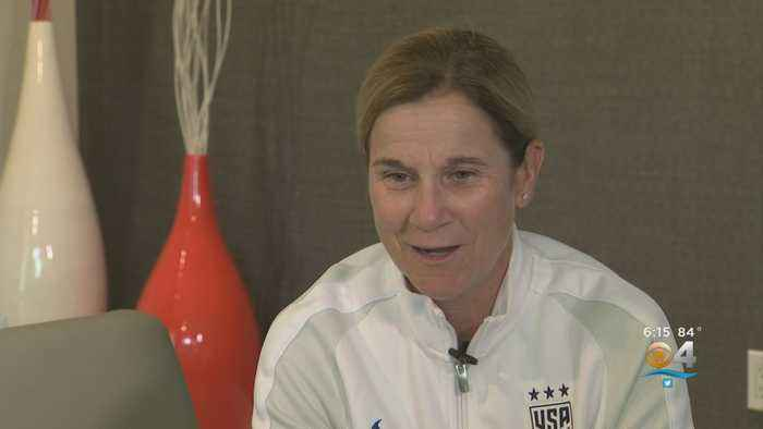 Exclusive Interview With US Women's National Soccer Team Coach