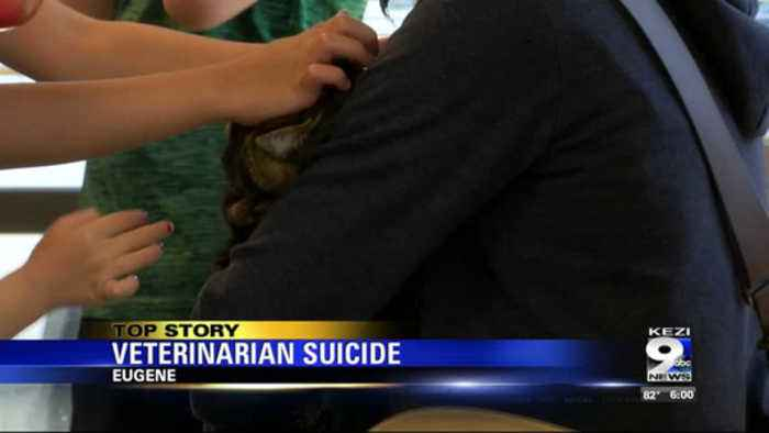 Study: Veterinarians dying by suicide at alarming rate
