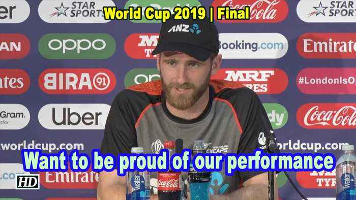 World Cup 2019 | Want to be proud of the performance that we put on board: NZ captain