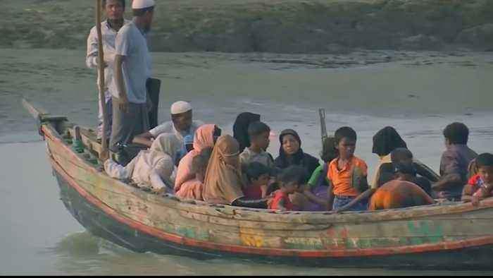 Rohingya Refugees: Thousands at risk from flooding
