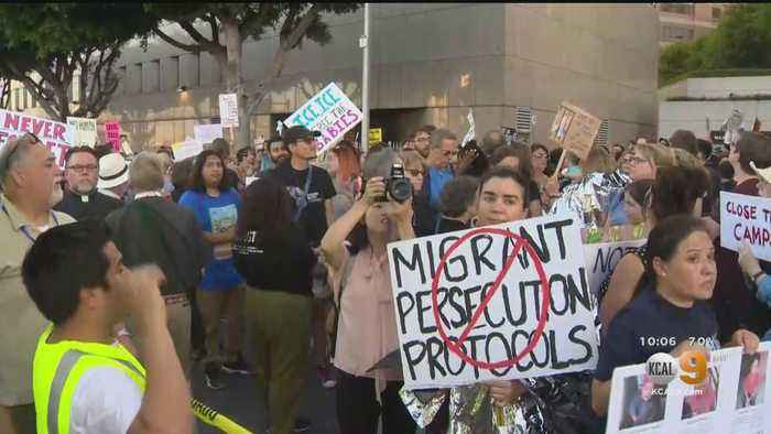 Planned Weekend Immigration Raids Spark Flurry Of Protests, Rallies