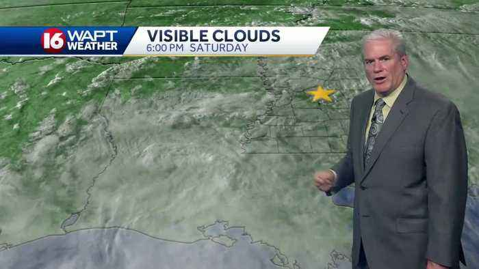 Forecast: Barry means heavy rain for Mississippi