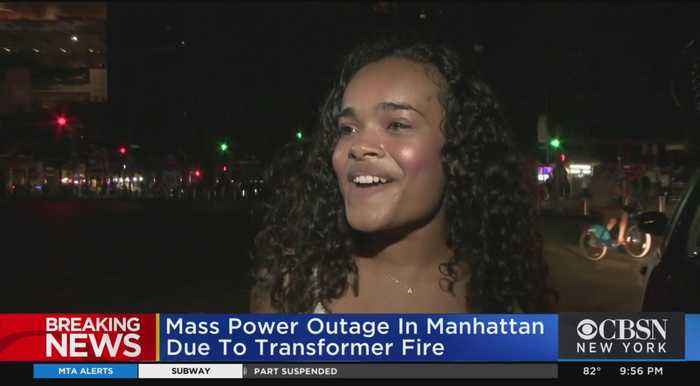 Power Outage Forces Cancellation Of Broadway Shows