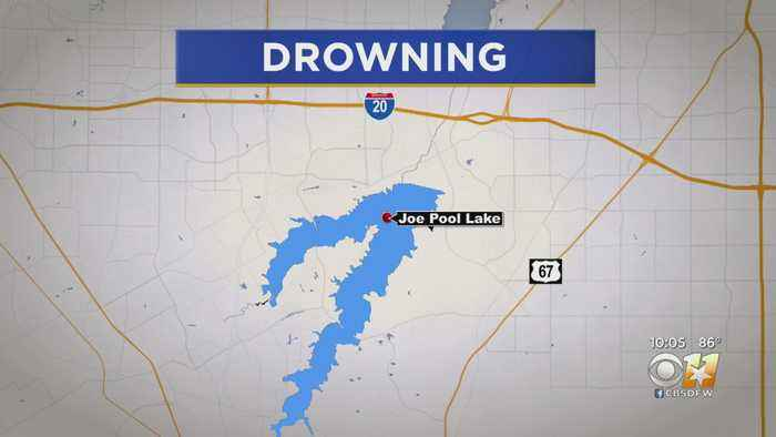 Swimmer Pronounced Dead After Divers Locate Him Under Water In Joe Pool Lake