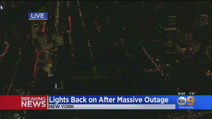 They Say The Neon Lights Are Bright On Broadway -- If The Power Doesn't Go Out