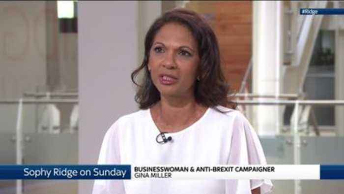 Gina Miller launches bid to block next PM suspending parliament
