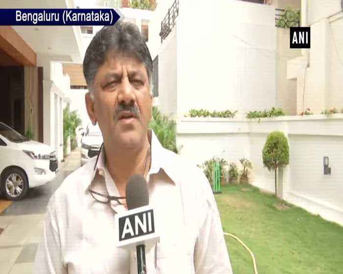 Congress is ready to settle demands MLAs will save govt says DK Shivakumar