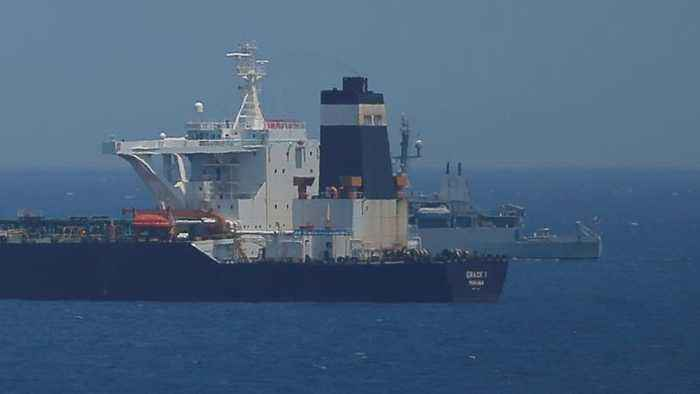 UK offers release of Iran tanker if oil isn't bound for Syria