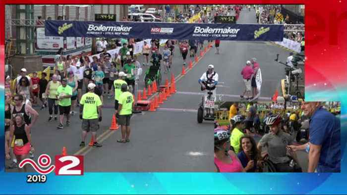 Wheelchair racers weigh in on first-ever delay ahead of Boilermaker start