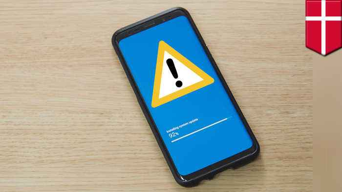 Fake Samsung Update app has millions of downloads, report finds