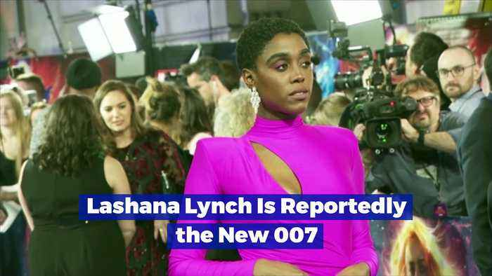 Lashana Lynch Is Reportedly the New 007