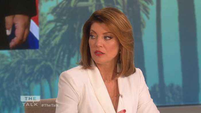 The Talk -  Norah O'Donnell 'humbled' to Anchor 'CBS Evening News'; Talks Dream Interviews
