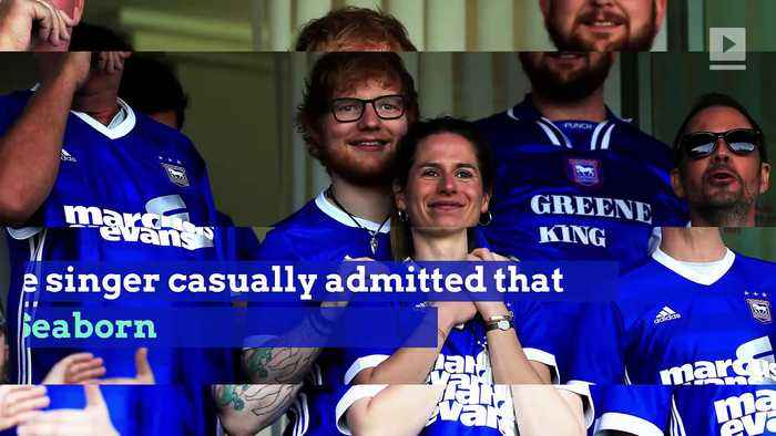 Ed Sheeran Confirms He Is a Married Man