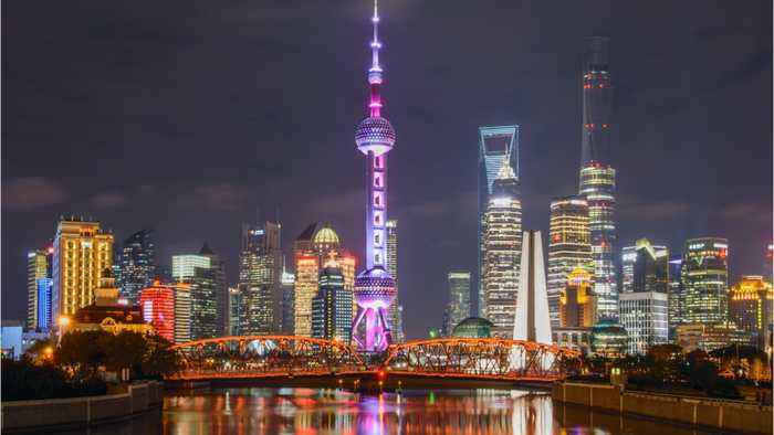 Is The Chinese Boom Finally Winding Down?