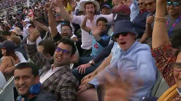 Fans react to incredible Cricket World Cup final