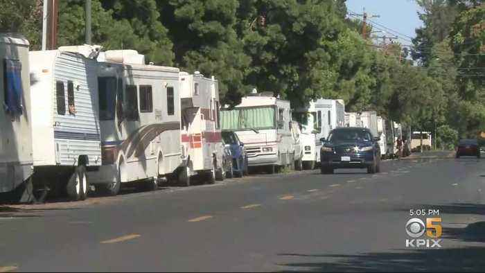 Census Data Shows All-Time High Number Of Homeless In Santa Clara Co.