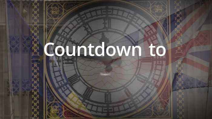 Countdown to Brexit: 108 days until Britain leaves the EU