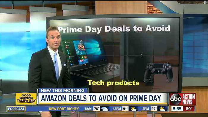 Amazon deals to avoid on Prime Day