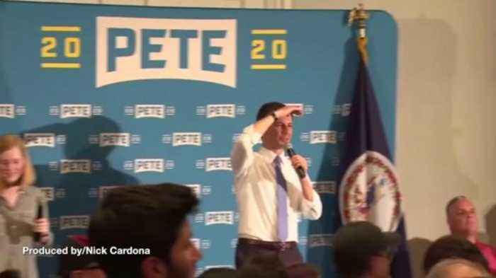 Mayor Pete Buttigieg Calls 'Medicare for All' and Free College Tuition Plans 'Questionable on Theits'