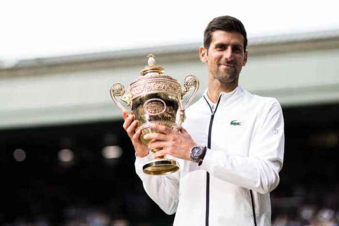 Novak Djokovic Defeats Roger Federer in Five-Set Wimbledon Final