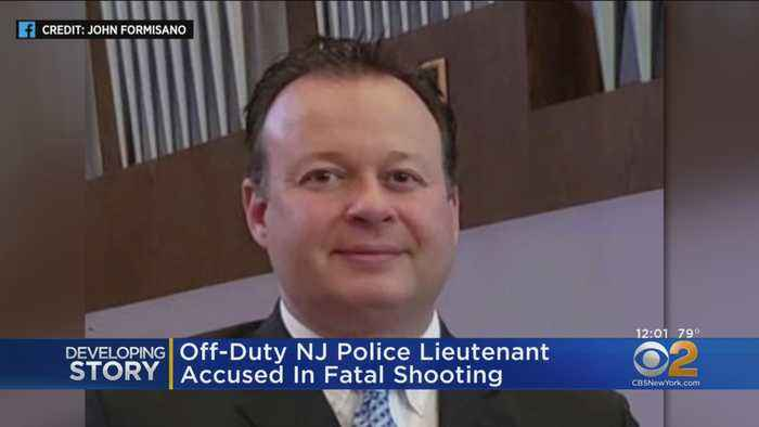 Off-Duty NJ Police Lieutenant Accused In Fatal Shooting